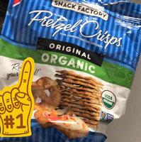 Snack Factory Organic Original Pretzel Crisps uploaded by Melissa R.