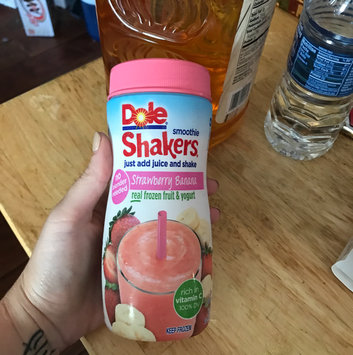 Dole® Smoothie Shakers® Strawberry Banana Bottle uploaded by Danielle W.