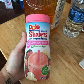 Photo of Dole® Smoothie Shakers® Strawberry Banana Bottle uploaded by Danielle W.