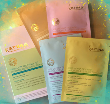 Photo of Karuna Karma Kit - Variety Treatment Masks uploaded by Candy B.