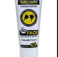 Rubber Ducky Sunscreen SPF 50 Naturally Tinted Face Sunscreen Tube uploaded by Clarice W.