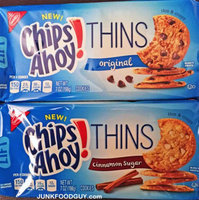 Chips Ahoy! Thins Oatmeal Chocolate Chip Cookies uploaded by Thanh Huyen N.