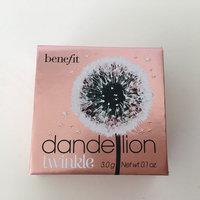 Benefit Cosmetics Dandelion Twinkle uploaded by Courtney P.