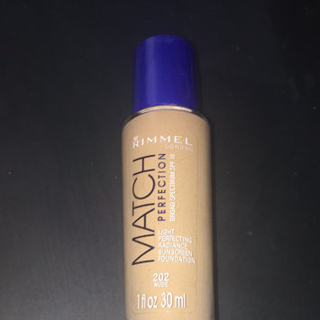 Rimmel London Match Perfection Foundation  uploaded by Maria Eugenia L.