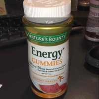 Nature's Bounty® Energy Gummies uploaded by Vicki R.