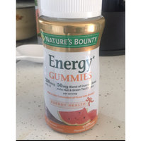 Nature's Bounty® Energy Gummies uploaded by Jessica C.