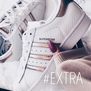 Photo of adidas Women's Superstar Casual Sneakers from Finish Line uploaded by Majeda I.