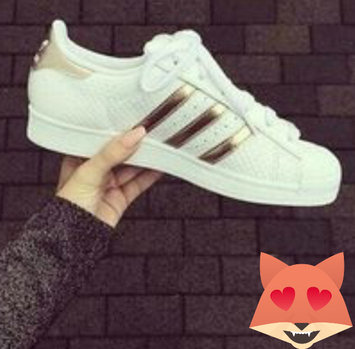 adidas Women's Superstar Casual Sneakers from Finish Line uploaded by Nimra K.