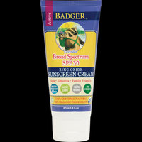 Badger Balm Sport Sunscreen Cream SPF 35 uploaded by Tracy B.