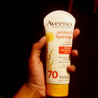 Aveeno Active Naturals Protect + Hydrate SPF 70 Lotion uploaded by Shivaani S.