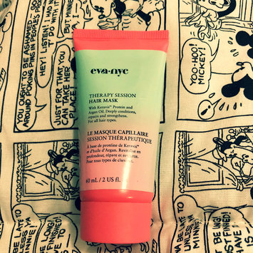 Photo of Eva NYC Therapy Session Hair Mask uploaded by Cássia C.