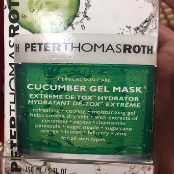 Peter Thomas Roth Cucumber Gel Masque uploaded by Danielle B.
