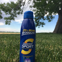 Coppertone® Sport® Broad Spectrum SPF 50 Sunscreen Spray 1.6 oz. Aerosol Can uploaded by Tanis M.