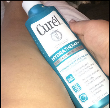 Curel® Hydra Therapy Wet Skin Moisturizer uploaded by Emily T.