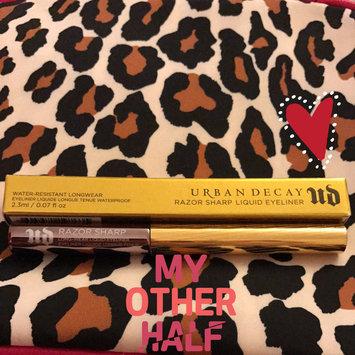 Urban Decay Razor Sharp Water-Resistant Longwear Liquid Eyeliner uploaded by Kristel H.