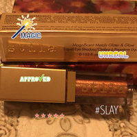 stila Magnificent Metals Glitter & Glow Liquid Eye Shadow uploaded by Jackie C.