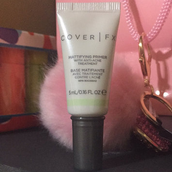 Photo of Cover FX Mattifying Primer With Anti-Acne Treatment uploaded by Melchi A.