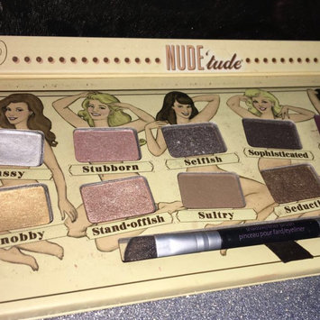 The Balm Nude'tude Palette uploaded by Karen F.