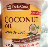 De La Cruz Products Inc De La Cruz Aceite De Coco Humectante Coconut 2.2 Ounce Jar uploaded by Marie M.