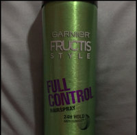 Garnier Fructis Style Full Control Anti-Humidity Hairspray uploaded by Marie M.