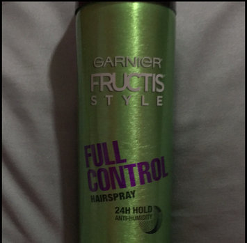 Photo of Garnier Fructis Style Full Control Anti-Humidity Aerosol Hairspray uploaded by Marie M.