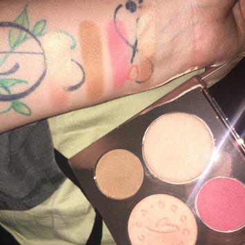 BECCA x Chrissy Teigen Glow Face Palette uploaded by Frankie F.