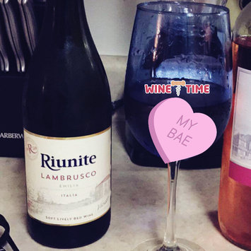 Photo of Riunite Lambrusco uploaded by Tiffany G.