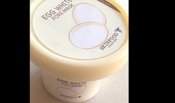 Photo of Skin Food SkinFood Egg White Pore Mask, 2.40 Ounce uploaded by Izzy S.