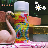 Amika Perk Up Dry Shampoo uploaded by Nina L.