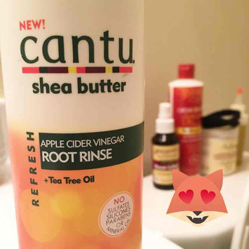 Cantu Cleanse Root Rinse - 12 oz uploaded by Leslie H.