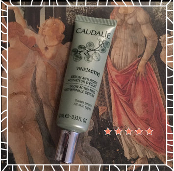 Photo of Caudalie Glow Activating Anti-Wrinkle Serum uploaded by Lindsay D.