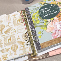 Webster's Pages Sky Color Crush Planner - Websters Pages uploaded by Hannah M.