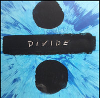 Ed Sheeran - Divide CD uploaded by Gillian B.