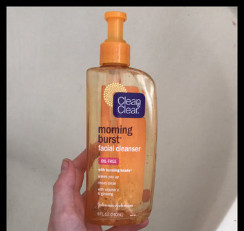 Clean & Clear - Morning Energy Skin Energising Daily Facial Wash 150ml uploaded by Angie D.