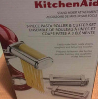 KitchenAid® 3-Piece Pasta Roller Attachment Set uploaded by Darya V.