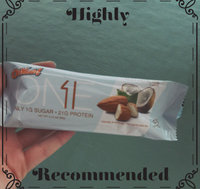 ISS Oh Yeah! ONE Bar - 12 Bars Almond Bliss uploaded by Vitoria M.