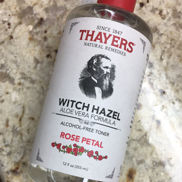 Photo of Thayers Alcohol-Free Rose Petal Witch Hazel Toner uploaded by Jean L.