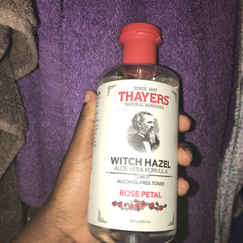 Photo of Thayers Alcohol-Free Rose Petal Witch Hazel Toner uploaded by Milange J.