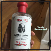 Thayers Alcohol-Free Rose Petal Witch Hazel Toner uploaded by Leidy Z.
