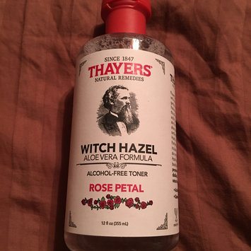 Photo of Thayers Alcohol-Free Rose Petal Witch Hazel Toner uploaded by Lacey A.