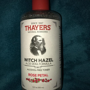 Photo of Thayers Alcohol-Free Rose Petal Witch Hazel Toner uploaded by Crystal G.