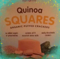 NurturMe Quinoa Squares, Cheddar, Broccoli, 5 pk, 1.76 oz uploaded by Kathryn O.