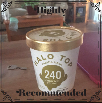Halo Top Strawberry Ice Cream uploaded by Sonja R.