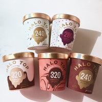 Halo Top Strawberry Ice Cream uploaded by Kamieo F.