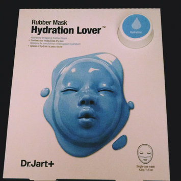 Photo of Dr. Jart+ Hydration Lover Rubber Mask uploaded by Angela B.