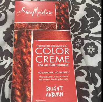 Photo of SheaMoisture Nourishing Moisture-Rich Color Crème uploaded by Marisa S.