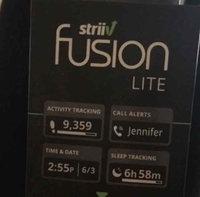 Striiv - Fusion Lite Activity Tracker - Black/gray uploaded by Emily D.