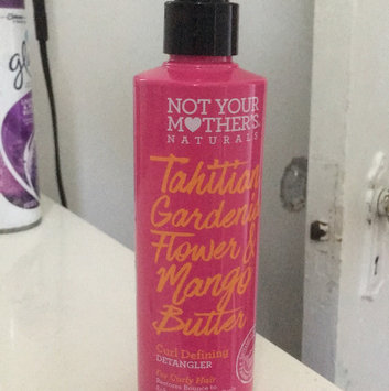 Photo of Not Your Mother's® Naturals Tahitian Gardenia Flower & Mango Butter Curl Defining Detangler uploaded by Christine P.