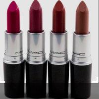 MAC Cosmetics Metallic Lipstick uploaded by Wendy O.