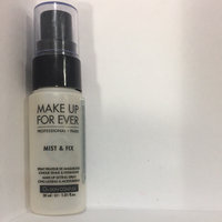 MAKE UP FOR EVER Mist & Fix Setting Spray uploaded by Julianna Castellani F.